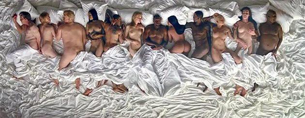 Orgie-Kanye-West-Famous-Musikvideo-Taylor-Swift-Kim-Kardashian-2