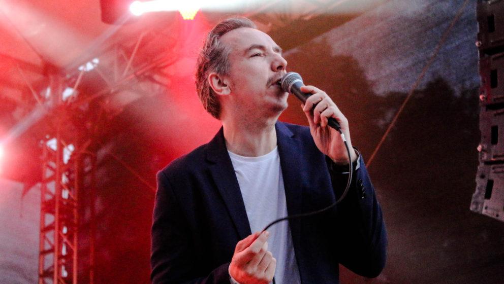 Olli Schulz live beim Kosmonaut Festival 2015