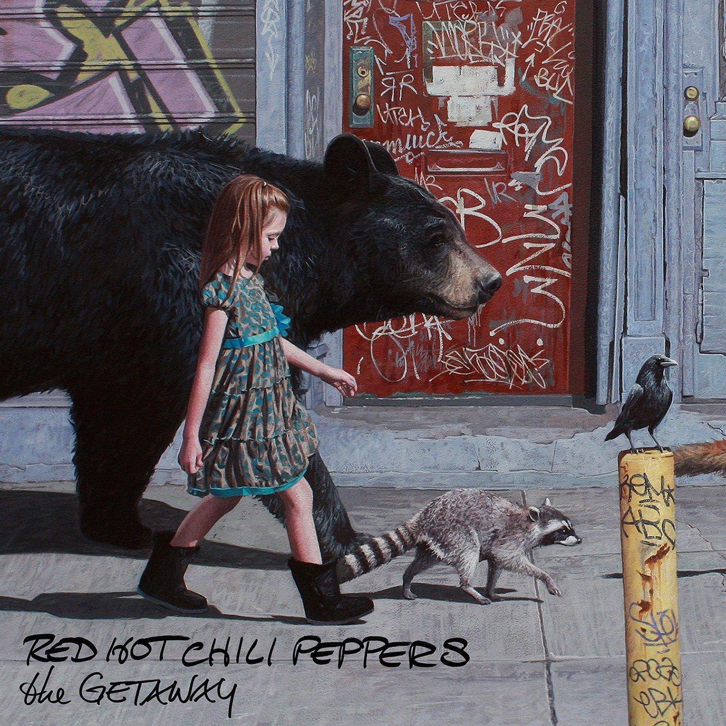 ... - und Rick Rubin ausladen: Die Chili Peppers frischen ihren Rock auf: www.musikexpress.de/reviews/red-hot-chili-peppers-the-getaway