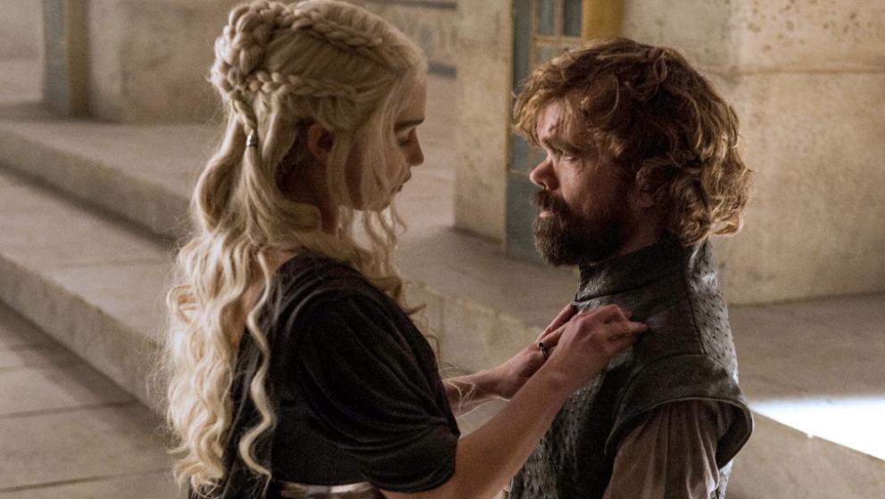 Daenerys Targaryen und Tyrion