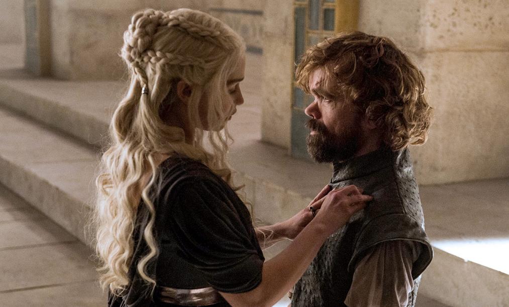 """Tyrion wurde im Finale zur """"Hand"""" befördert."""
