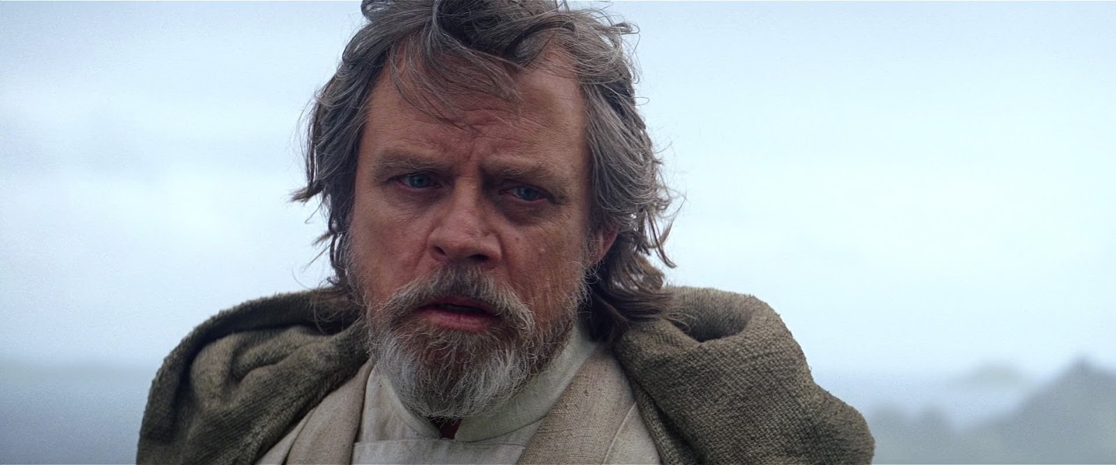 Die Rückkehr eines Helden: Im Gegensatz zu Han Solo (Harrison Ford) hatte Luke in Episode VII nur einen kurzen Auftritt.
