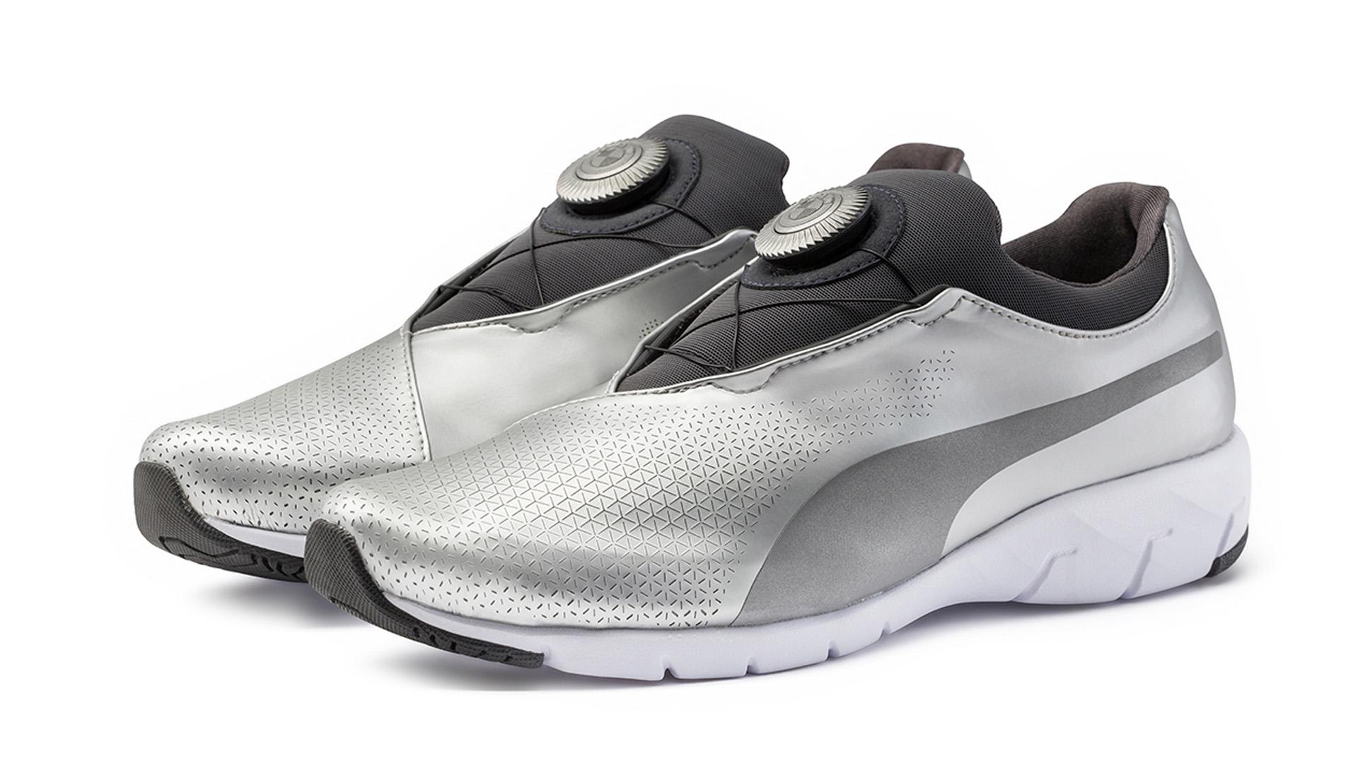 Sneaker, deren Design Inspiration ein Auto ist: der BMW x