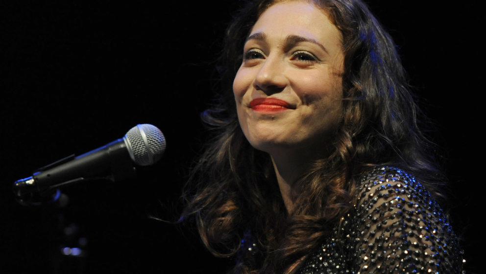 Regina Spektor ist Headliner beim New Fall Festival.