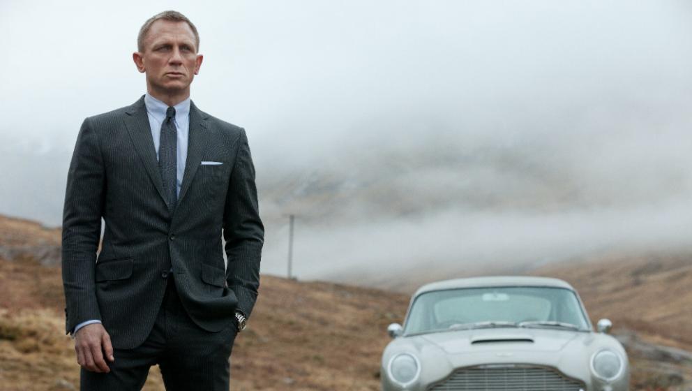 Darf wohl nie wieder Handschuhe tragen: Daniel Craig.