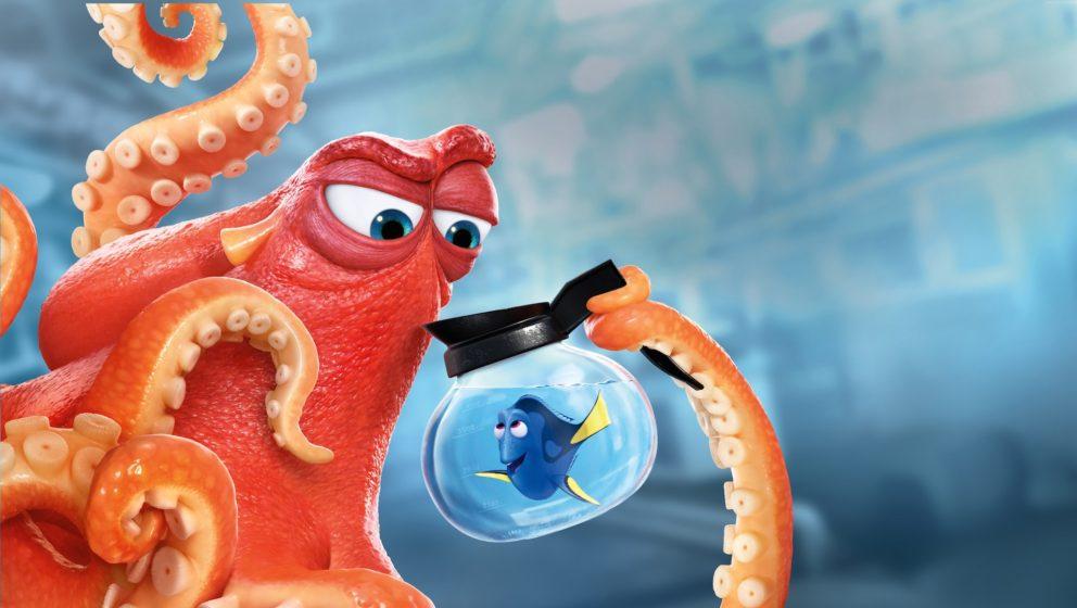 """Der aktuelle Pixar Film """"Findet Dorie"""" hat in den USA sensationellen Erfolg."""