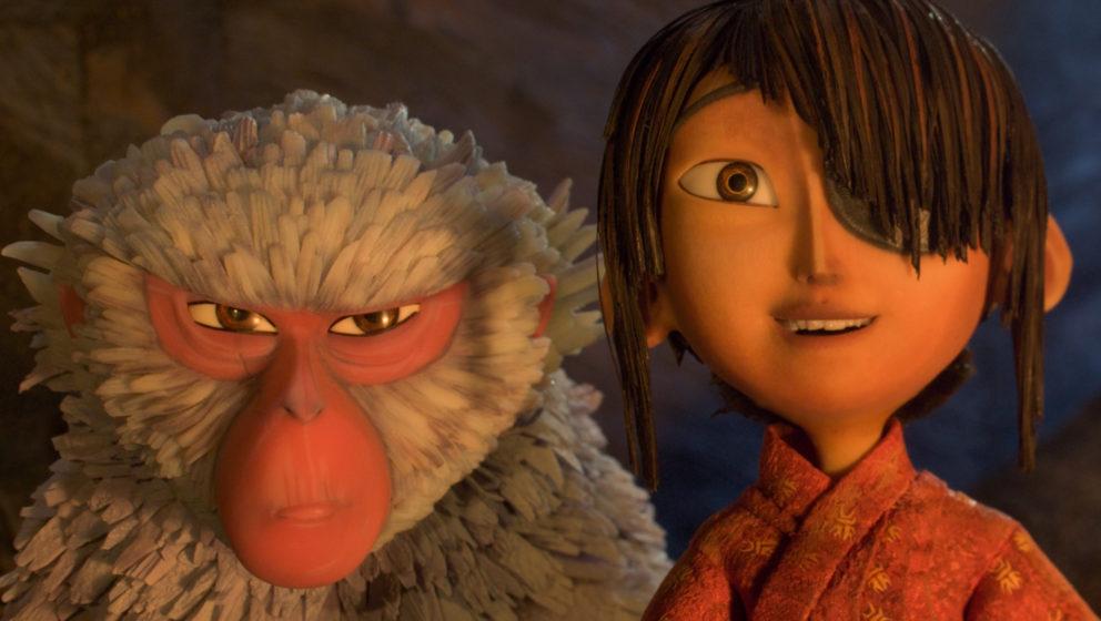 Monkey und Kubo begeben sich zusammen mit Beetle auf ein gefährliches Abenteuer.