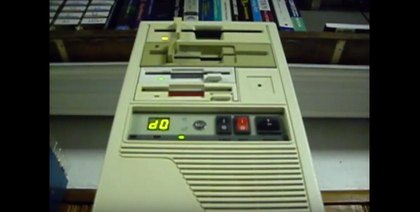 Die Macht der Floppy-Disk ist zurück.