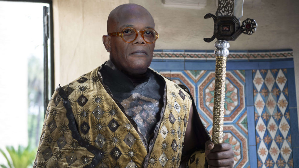 """Samuel L. Jacksons """"Game of Thrones"""" Guide"""