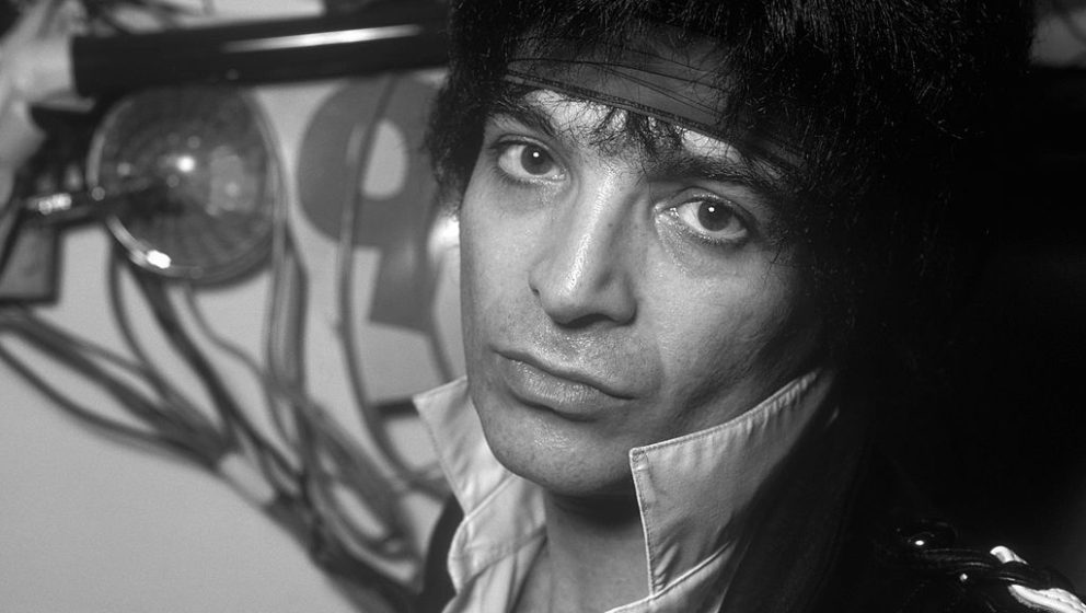 UNITED STATES - JULY 01:  Photo of SUICIDE and Alan VEGA; ex-vocalist with Suicide  (Photo by Peter Noble/Redferns)