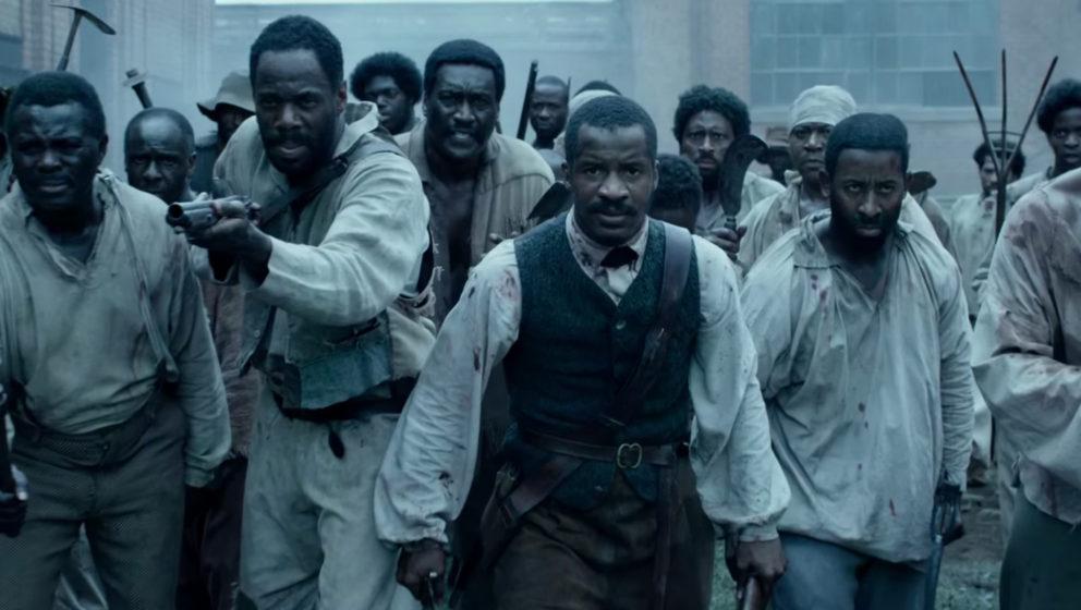 """Nate Parker (Mitte) spielt in """"The Birth of a Nation"""" Nat Turner, der 1831 einen Aufstand gegen die Sklavenhalter anführ"""