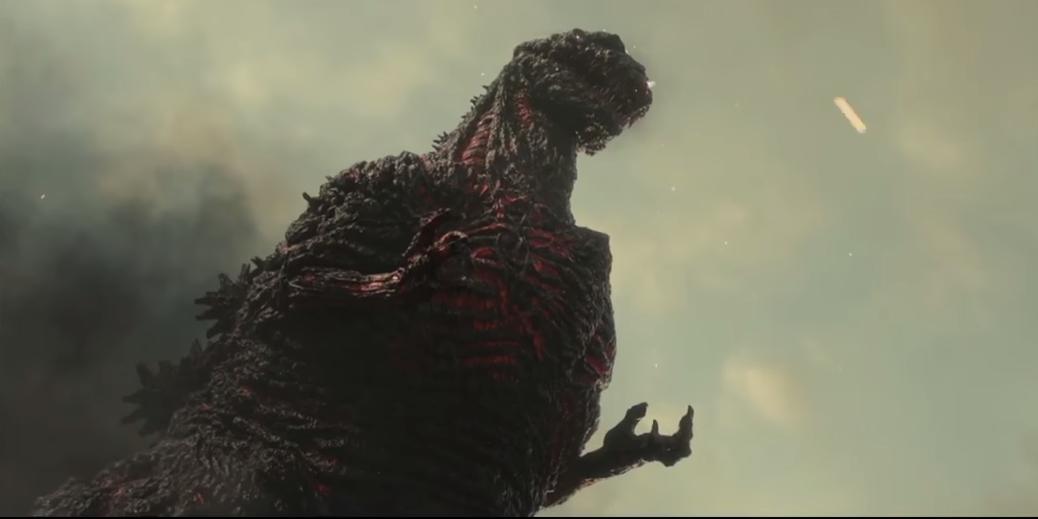 """Klassischer Look: """"Godzilla"""" in der aktuellen japanischen Variante."""