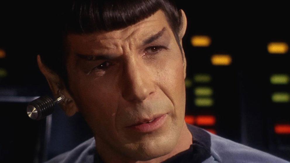 Nimoy's Spock Tribut Dokumentation