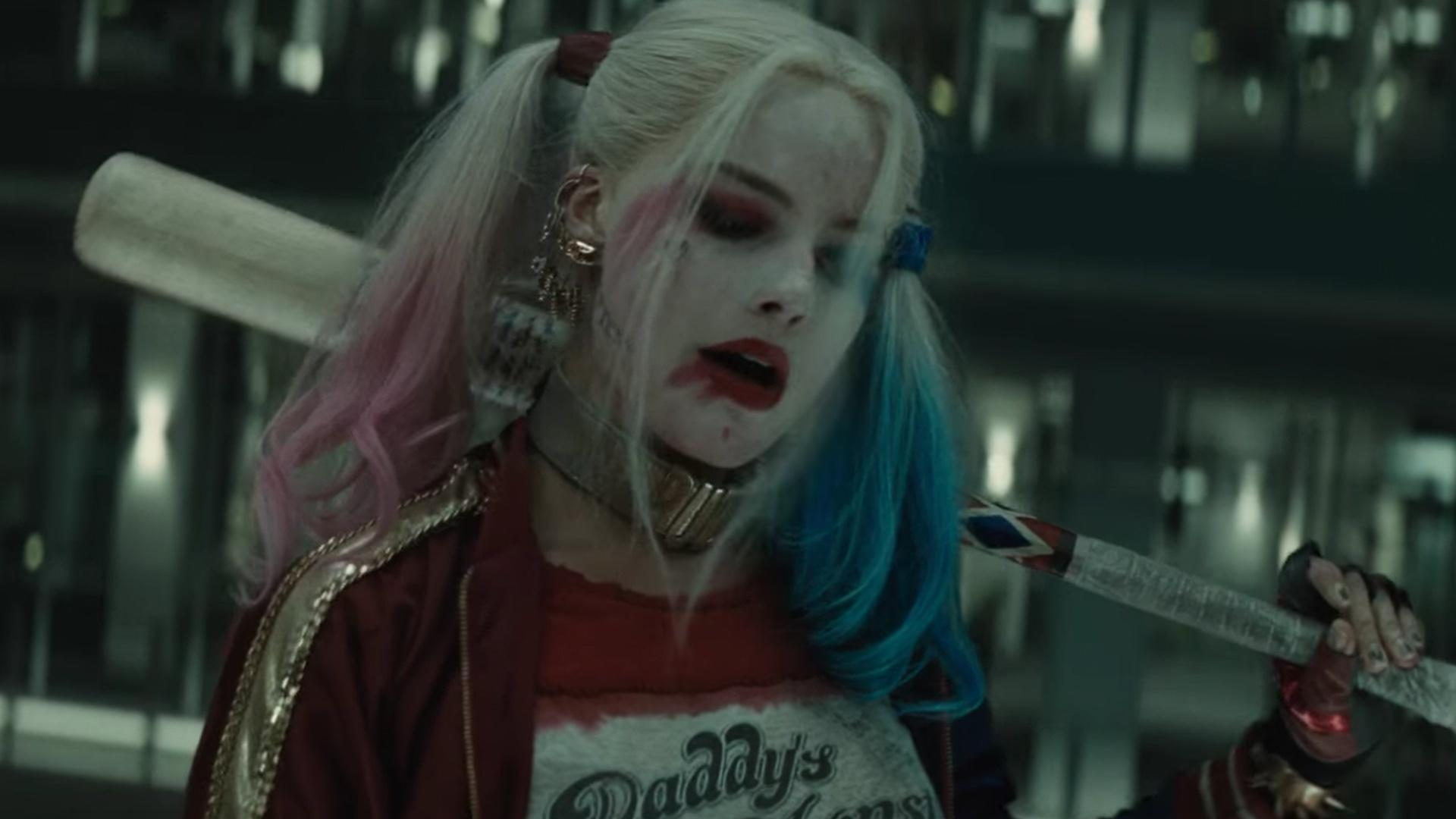 """Margot Robbie darf sich in """"Suicide Squad"""" als Harley Quinn mal so richtig austoben."""