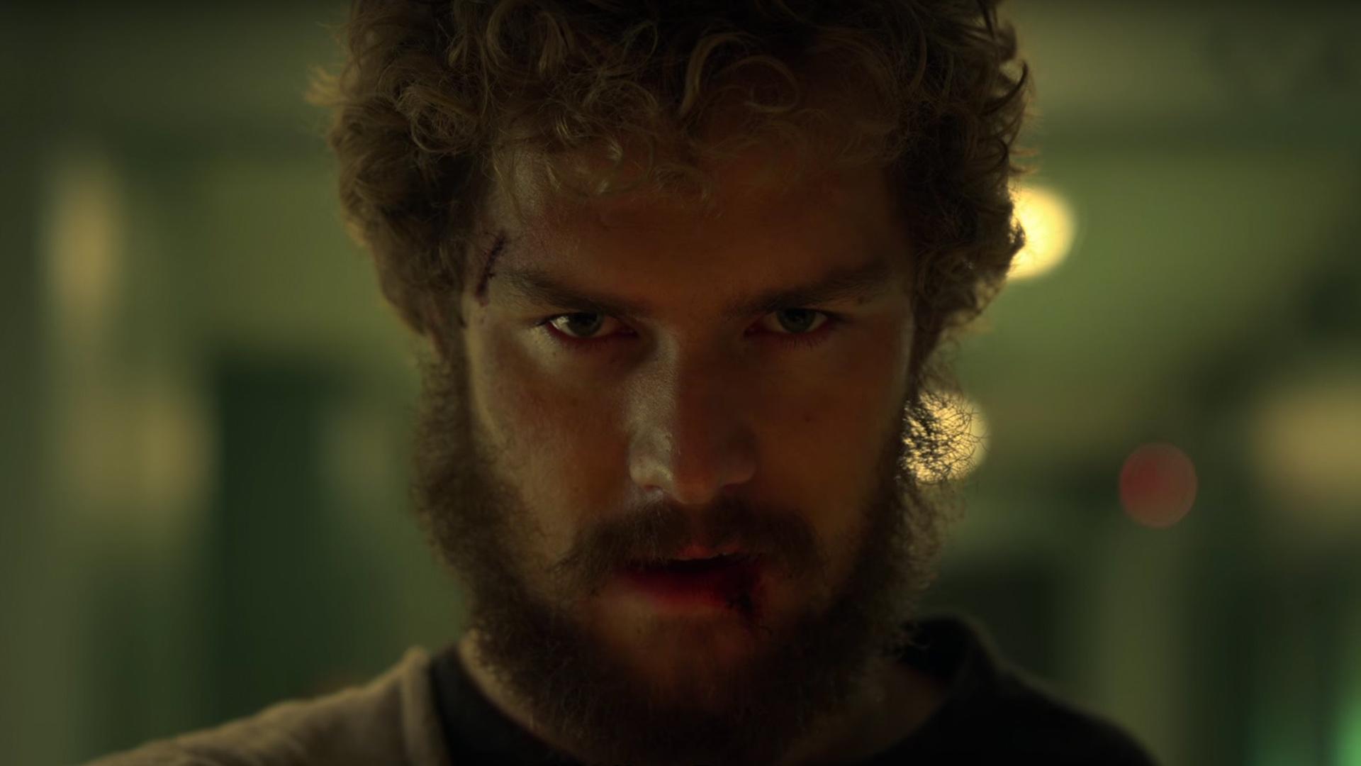 "Finn Jones, bekannt aus ""Game of Thrones"", spielt Danny Rand aka Iron Fist."