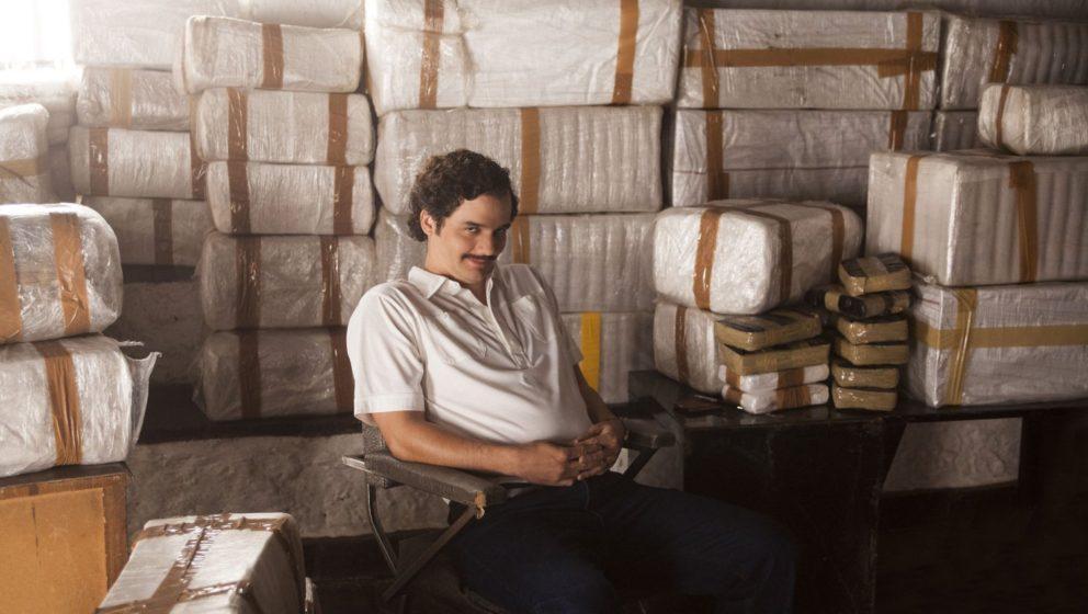 Genug zu tun: Pablo Escobar (Wagner Moura) besaß ein Privatvermögen von 2,7 Mrd. US-Dollar.