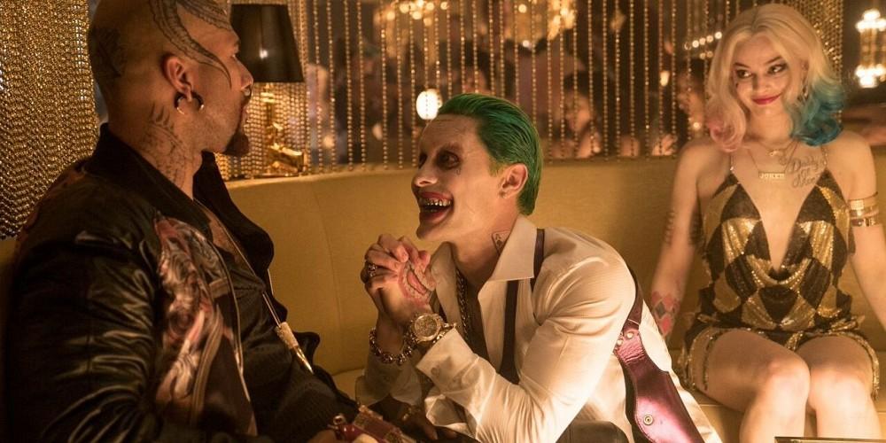 Jared Leto übernimmt die Rolle des Jokers vom verstorbenen Heath Ledger.