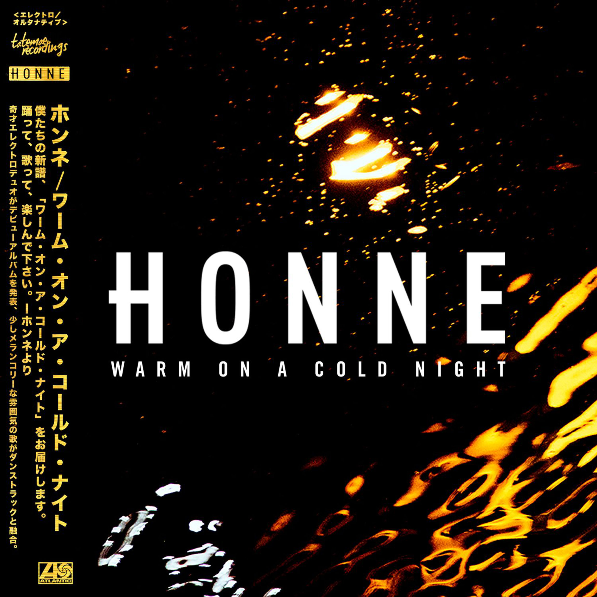 Honne – WARM ON A COLD NIGHT; VÖ: 22.07.