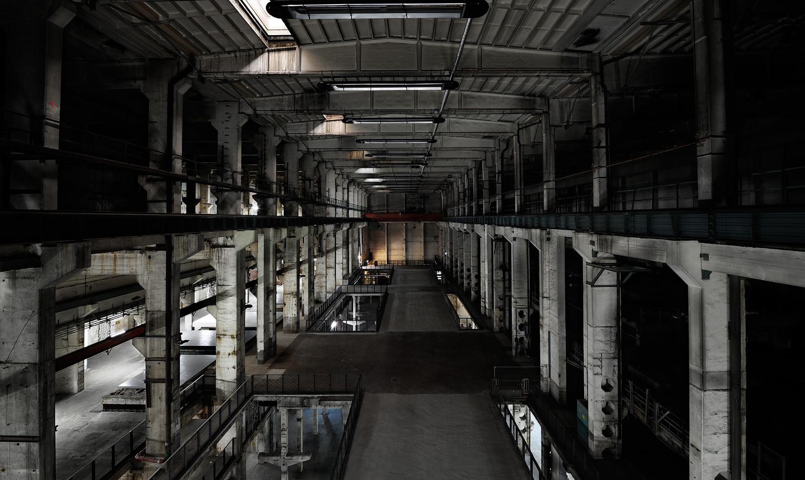 Das Kraftwerk Berlin wird in diesem Jahr zum vierten Mal Schauplatz des Atonal Festivals