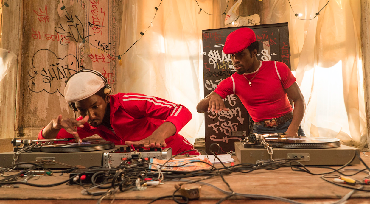 Funky: Musik ist ein zentrales Element der neuen Netflix-Originalserie.