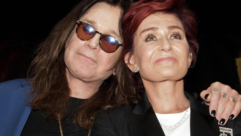 Seit 38 Jahren verheiratet: Ozzy und Sharon Osbourne.