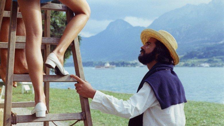 """Schleppnetz der Blicke: """"Claires Knie"""", 1970"""