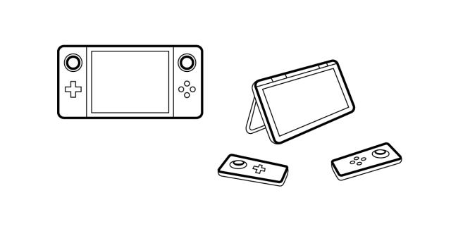 Eine konzeptionelle Darstellung des Nintendo NX.