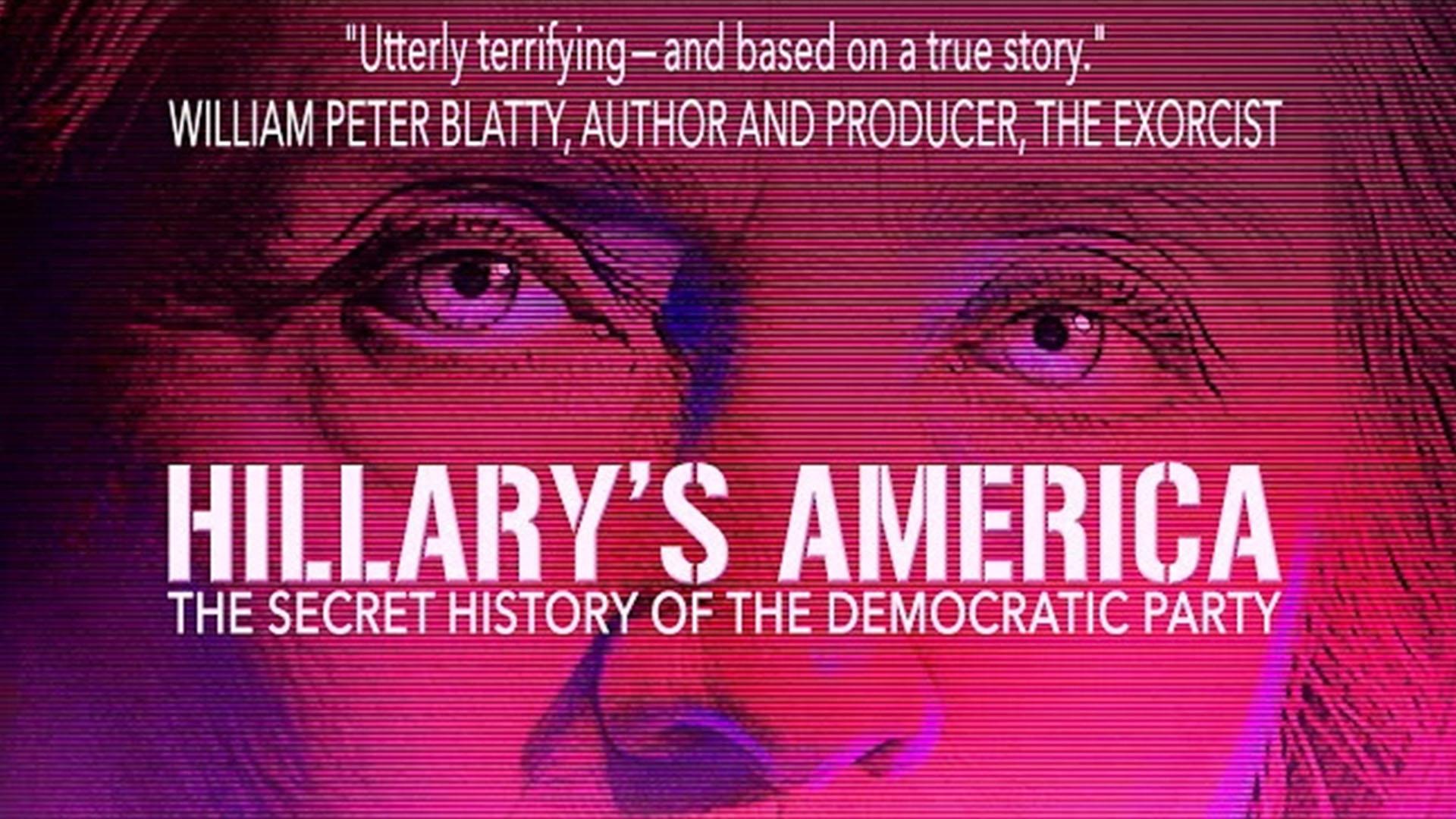 """Mit """"Hillary's America"""" soll Stimmung gegen die Demokraten gemacht werden."""