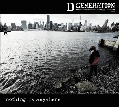 D Generation – NOTHING IS ANYWHERE, VÖ: 29.07