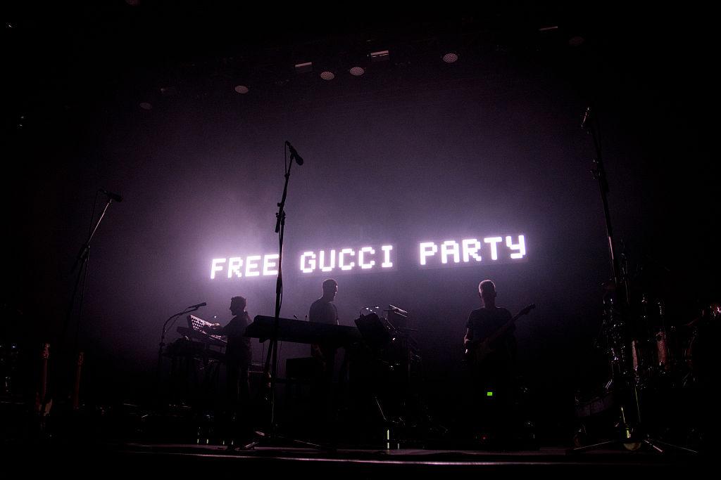 Massive Attack beim Super Bock Super Rock Festival Mitte Juli in Lissabon