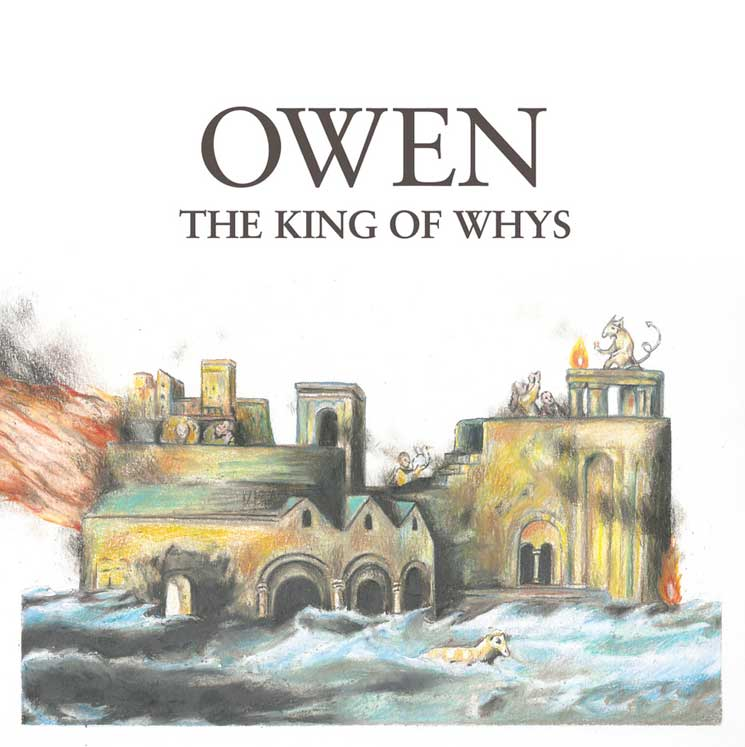 Owen – THE KING OF WHYS, VÖ: 29.07