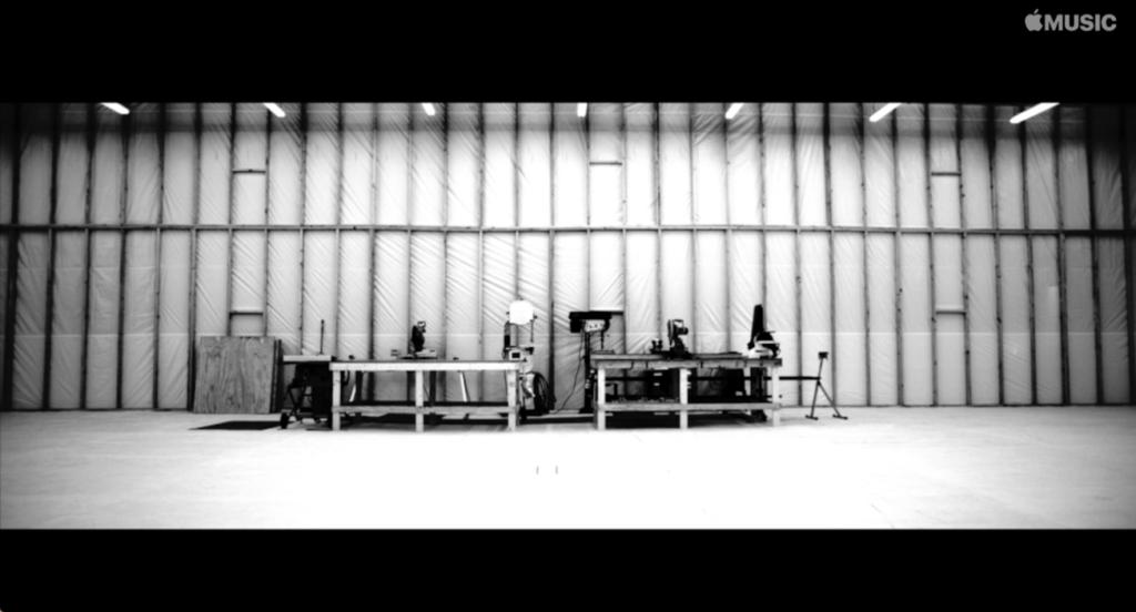 Der Livestream auf Frank Oceans Website