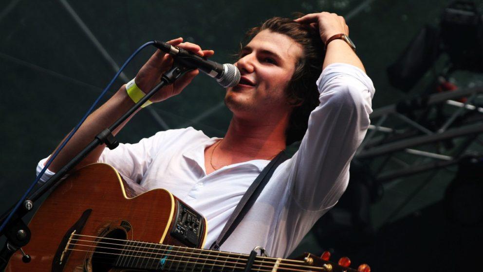 Faber live beim Appletree Garden 2016.