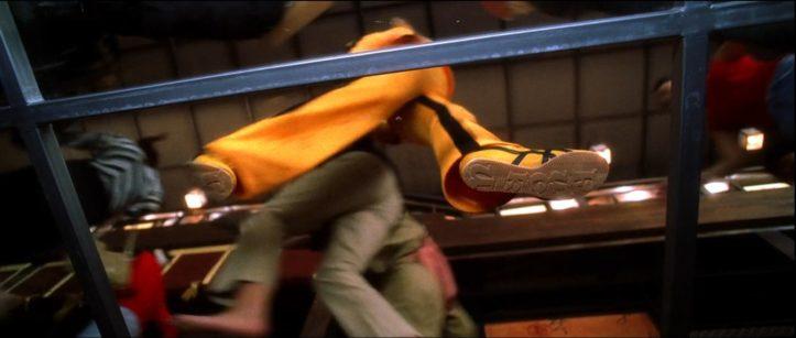 Quentin Tarantino mag nicht nur Uma Thurmans Füße, er legt auch Wert darauf was sie an ihnen trägt.