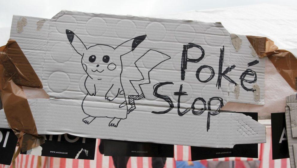 Die Poké-Manie macht auch vor Diepholz keinen Halt.