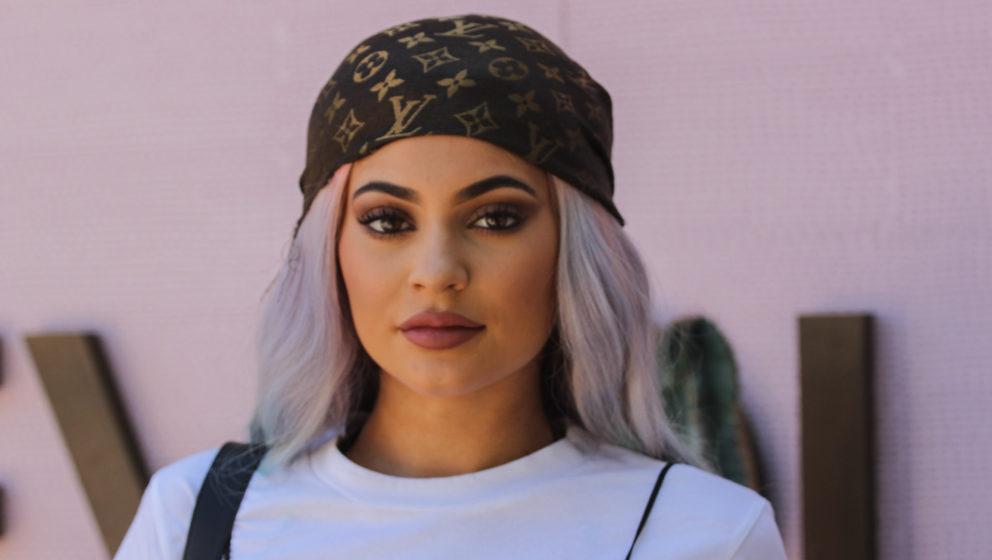 Beschenkt sich selbst zum Geburtstag: Kylie Jenner.