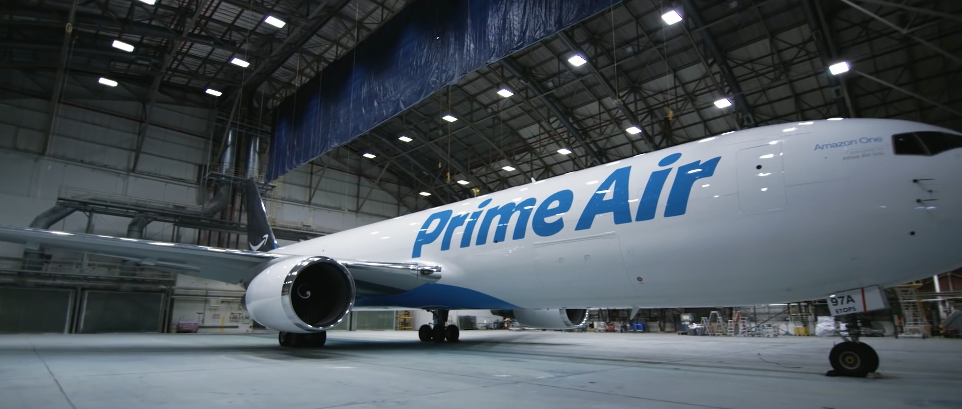 """""""Prime Air"""" – Amazons Flugzeuglinie"""