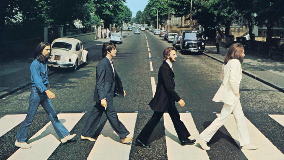 ABBEY ROAD von den Beatles.