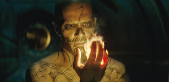 Macht cooles Zeug mit Feuer und hat tatsächlich so etwas wie eine Entwicklung seines Charakters: El Diablo.