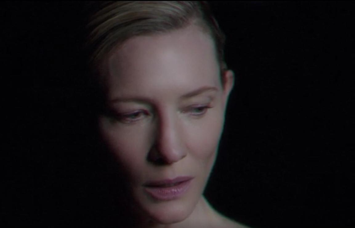 Cate Blanchett im neuen Massive-Attack-Video.