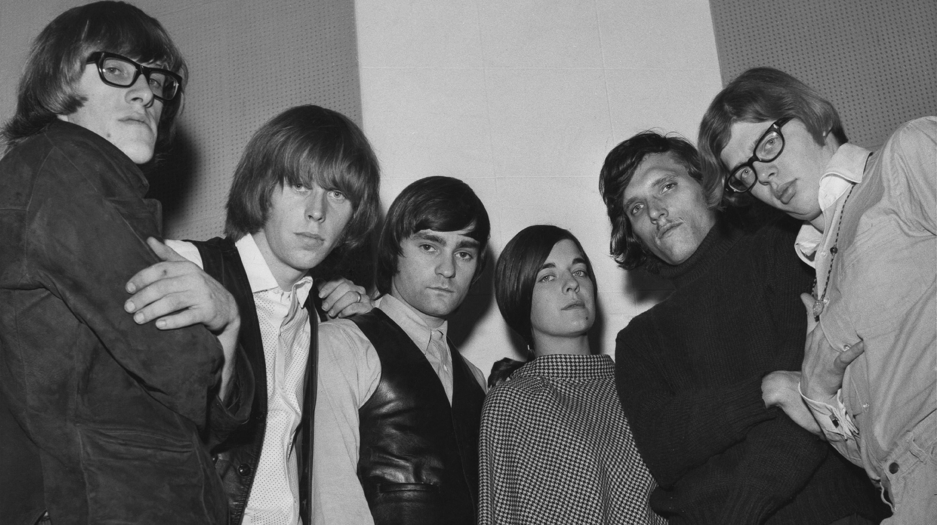 UNSPECIFIED - CIRCA 1965:  Photo of Jefferson Airplane  Photo by Michael Ochs Archives/Getty Images