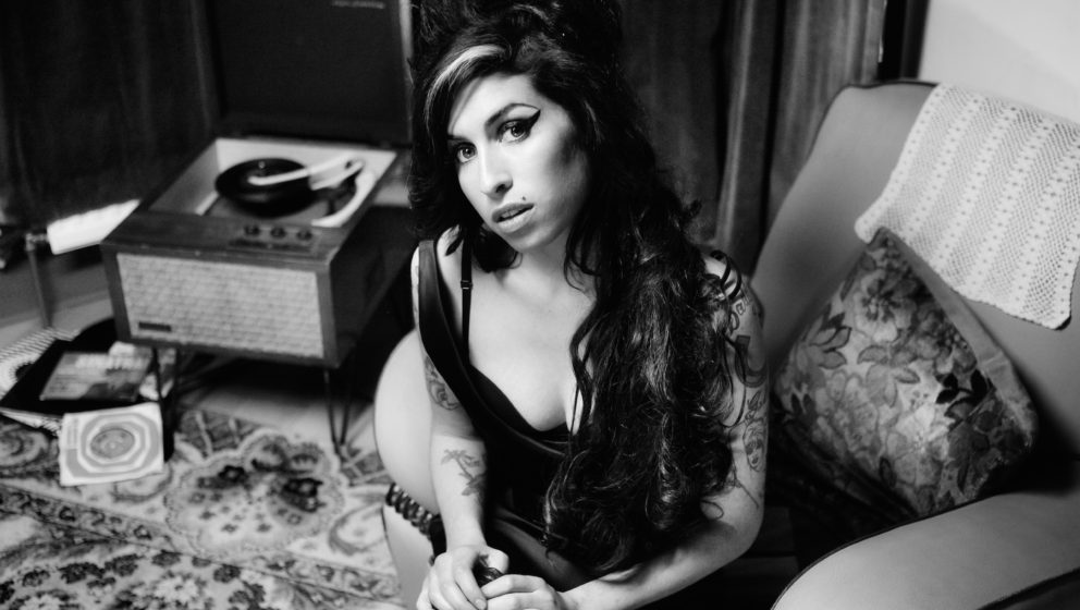 Musikikone: Amy Winehouse.