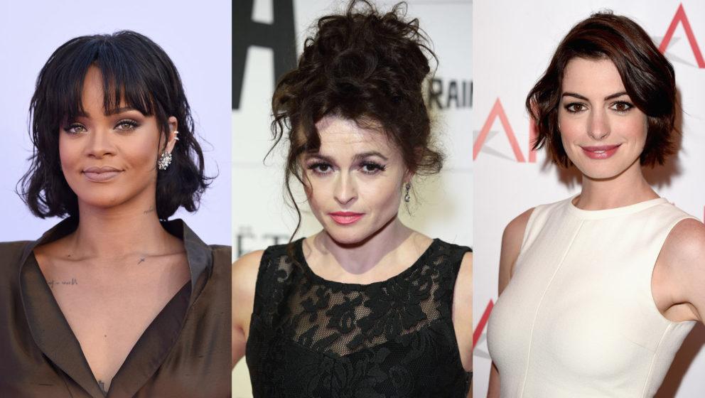 Rihanna, Helena Bonham Carter und Anne Hathaway sind Neuzugänge in der Diebesbande.