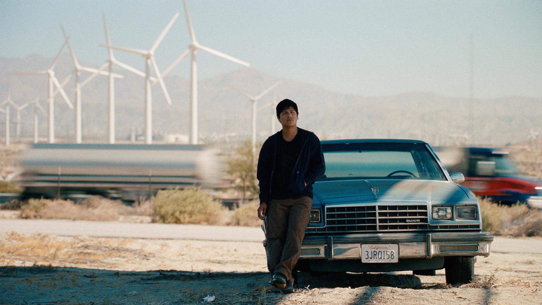 Der junge Nero hat in Los Angeles ein Zuhause gefunden. Von der Einwanderungspolitik lässt er sich nicht abhalten, wieder do