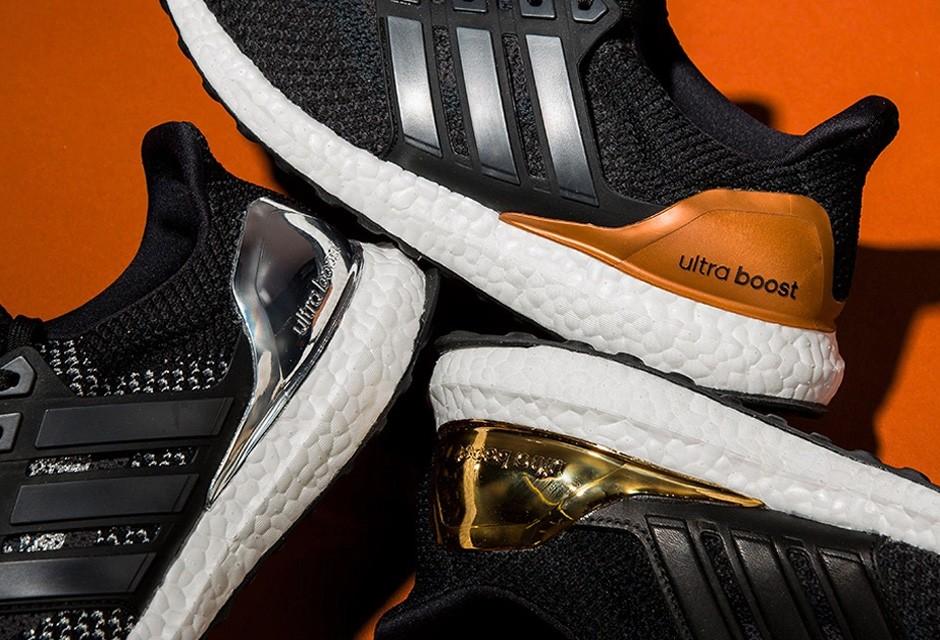 Adidas Ultra Boost Schwarz Bronze