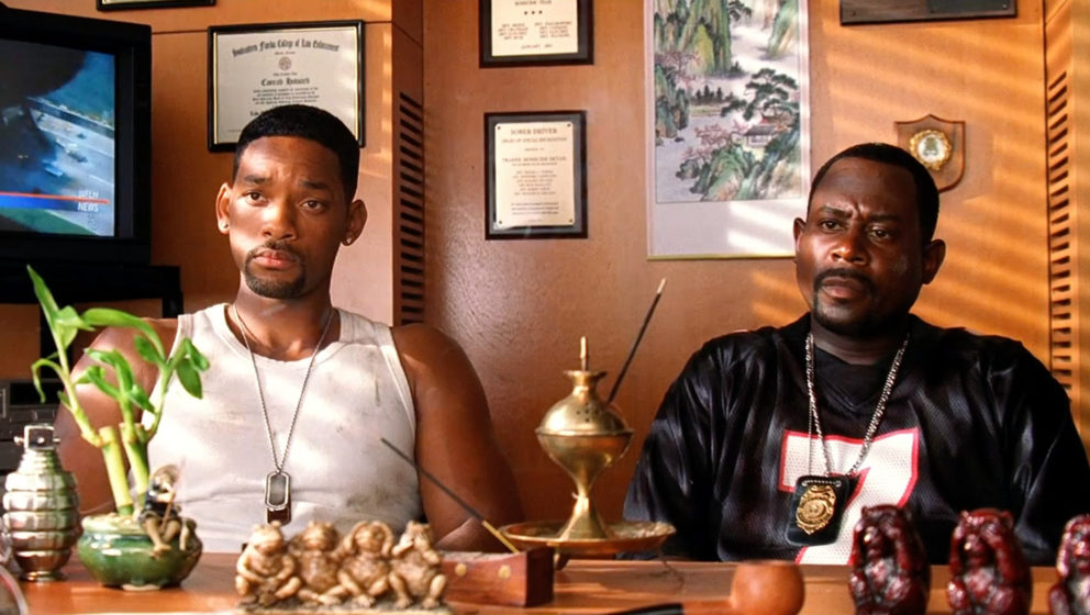 "Will Smith (l.) und Martin Lawrence in ""Bad Boys II'."