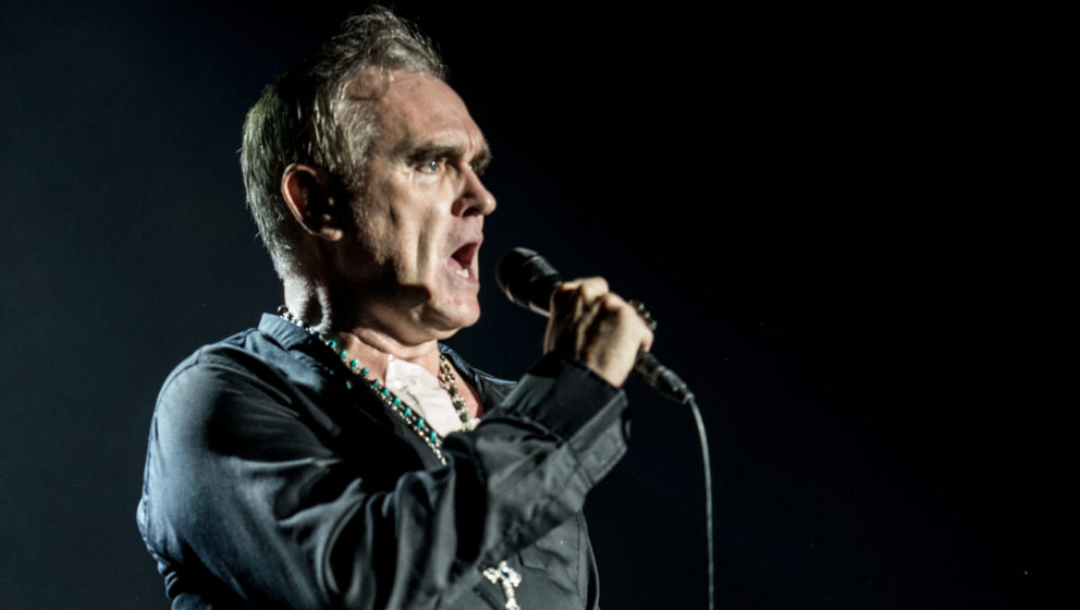 Morrissey 2016 live in Berlin
