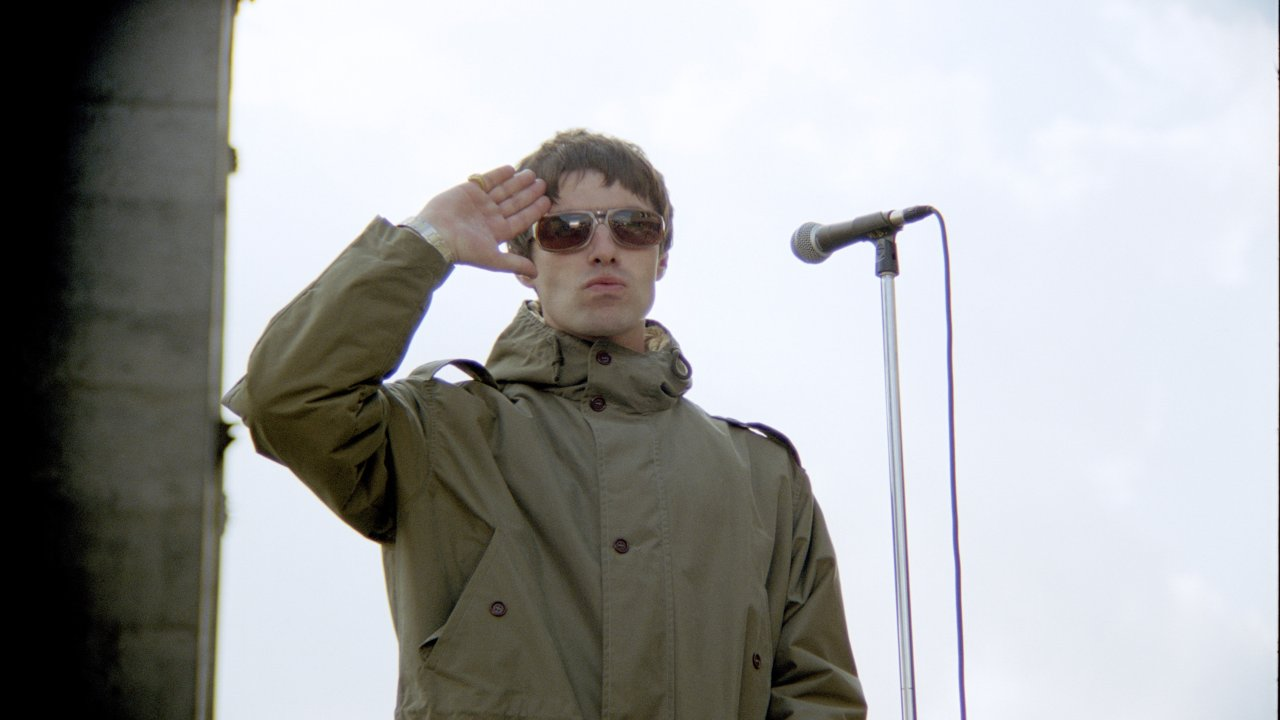 "Liam Gallagher im neuen Video zu ""D'You Know What I Mean?"""