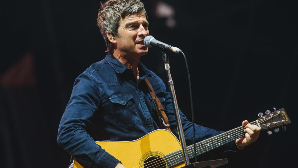 BUDAPEST, HUNGARY - AUGUST 15:  Noel Gallagher of Noel Gallagher's High Flying Birds performs on Day 6 at the Sziget Festival
