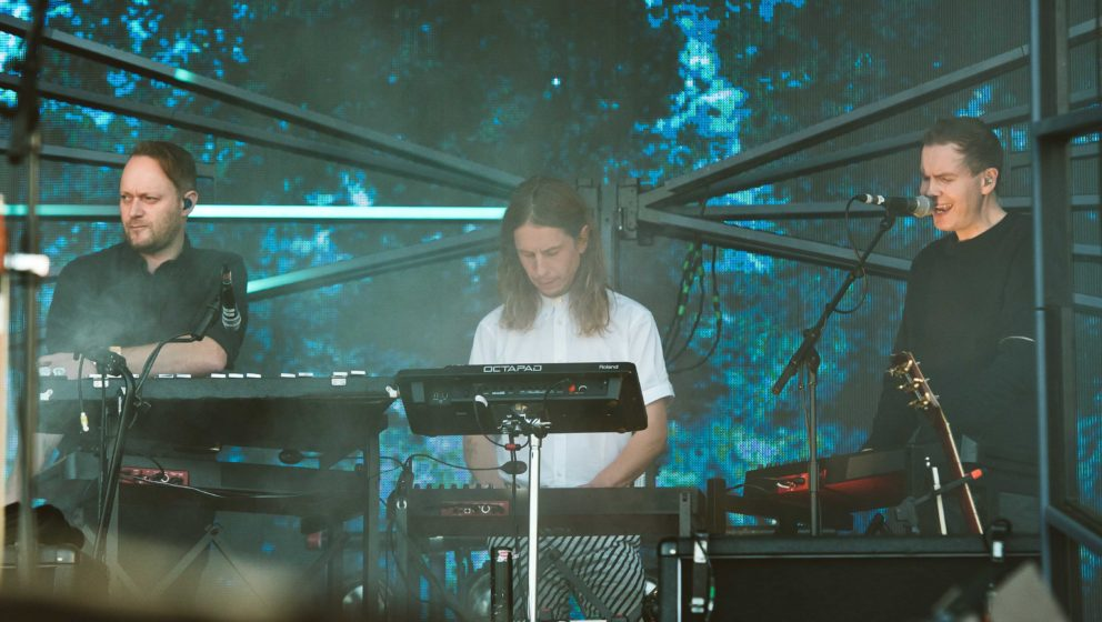 BUDAPEST, HUNGARY - AUGUST 13:  Sigur Rós performs on Day 4 at the Sziget Festival 2016 on August 13, 2016 in Budapest, Hung